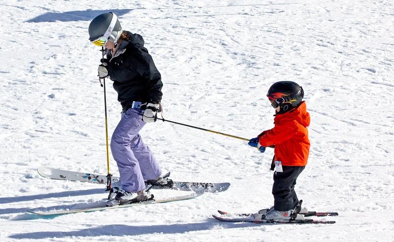 nauka jazdy na nartach w polsce